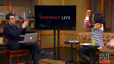 Jacqueline Howard HuffPost Live
